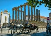 Evora - Roman Temple