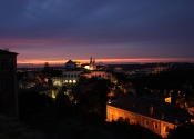 Sintra Village after Sunset