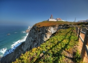 Cabo da Roca in Sintra - European Westernmost Point