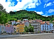 Sintra Old Village and Moorish Castle